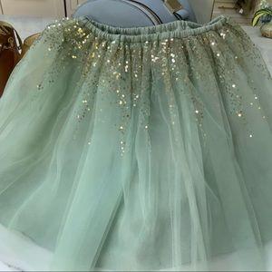 Ballet toile skirt